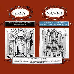Bach Italian Concerto/Handel Concerto No 10
