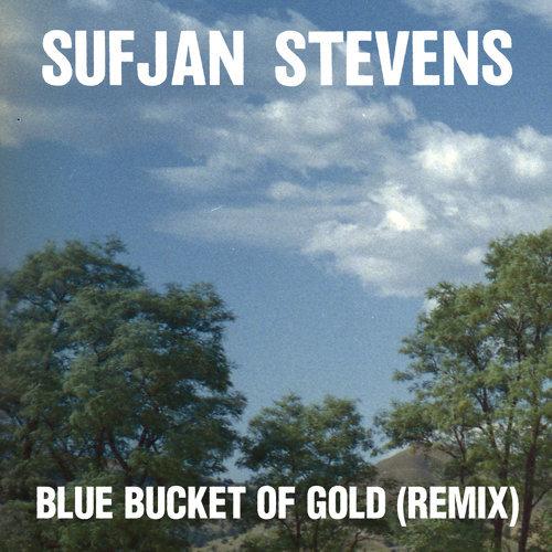 Blue Bucket of Gold