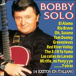 Bobby Solo . Canciones del Oeste . En Italiano