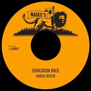 Dedication Rock