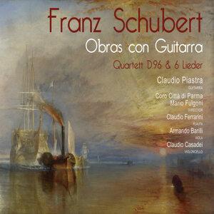 Franz Schubert: Obras con Guitarra