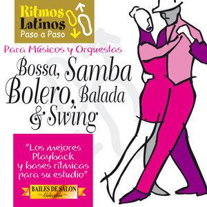 Ritmos Latinos Paso a Paso, Vol. 5: Bossa, Samba, Bolero, Balada & Swing