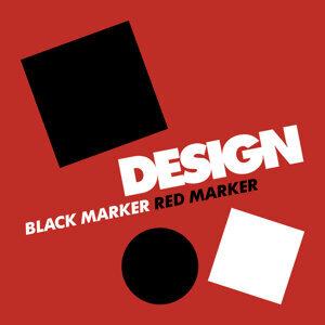 Black Marker Red Marker