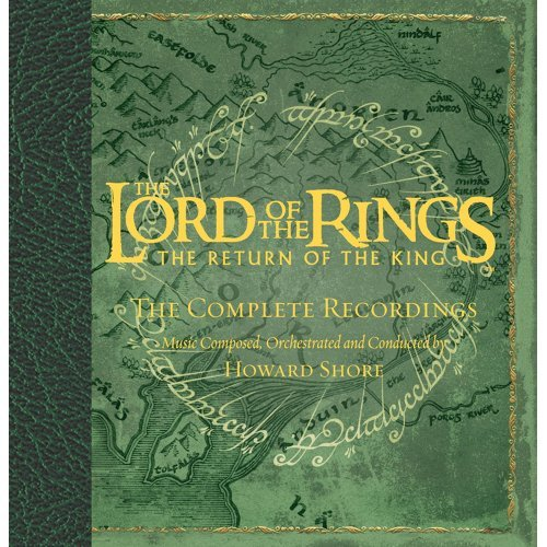 The Lord of the Rings - The Return of the King - The Complete Recordings - Limited Edition