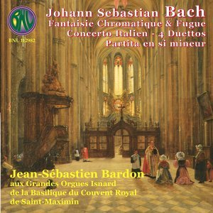 Bach: Oeuvres pour clavier