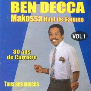 Makossa haut de gamme, vol. 1 - Tous ses succès
