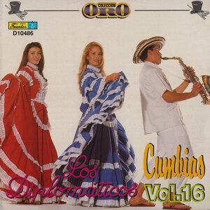 Colección Oro, Vol. 16: Cumbias