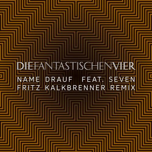 Name drauf