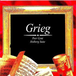 Grieg , Peer Gynt, Holberg Suite