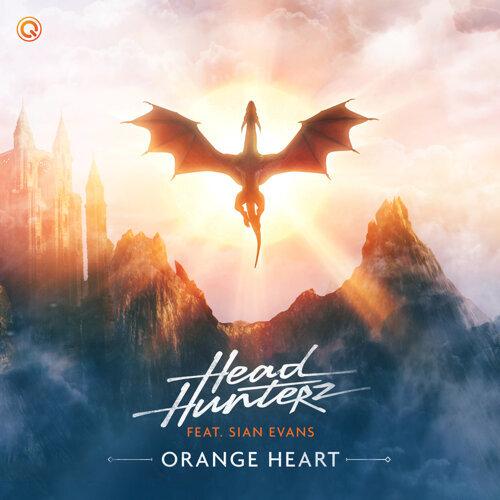 Orange Heart (feat. Sian Evans)