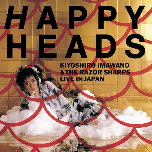 HAPPY HEADS - Live