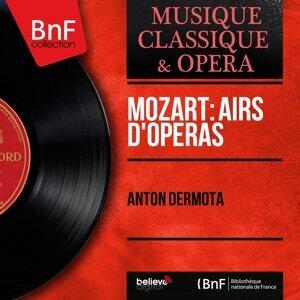 Mozart: Airs d'opéras - Mono Version