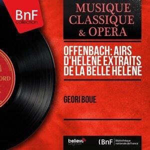 Offenbach: Airs d'Hélène extraits de La belle Hélène - Mono Version