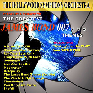 The Greatest James Bond 007 Themes