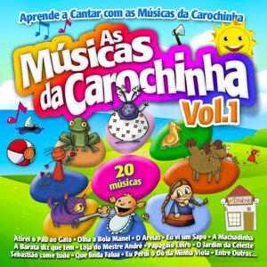 As Musicas da Carochinha Vol.1