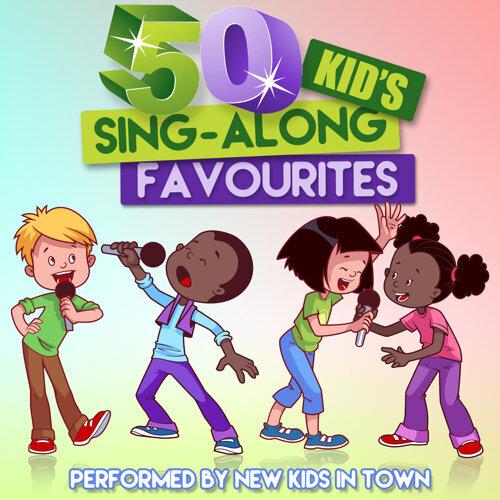 50 Kid's Sing-Along Favourites