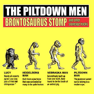 Brontosaurus Stomp & Other Stoneage Tracks