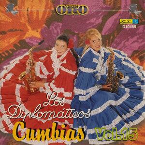 Colección Oro, Vol. 15: Cumbias