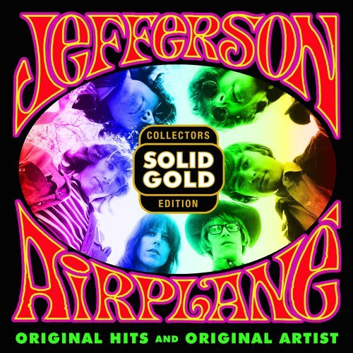 Solid Gold Jefferson Airplane
