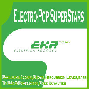 Electro-Pop Superstars DJ Tools
