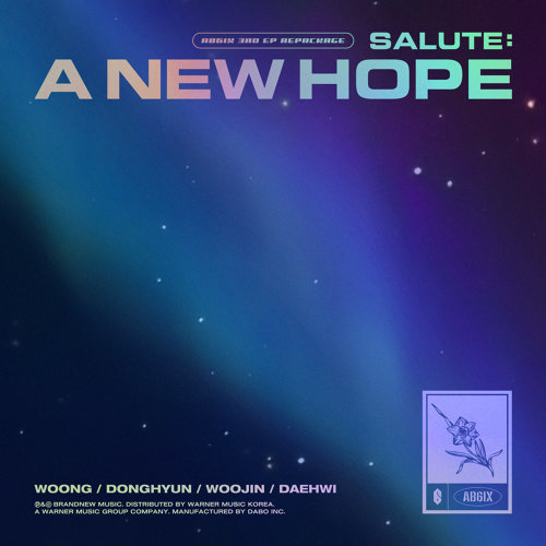 SALUTE: A NEW HOPE
