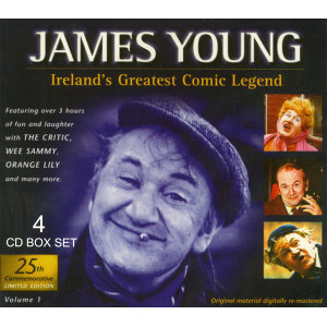 Ireland's Greatest Comic Legend