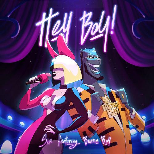 Hey Boy (feat. Burna Boy)