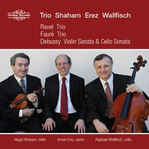 Ravel, Fauré & Debussy: Piano Trios & Sonatas