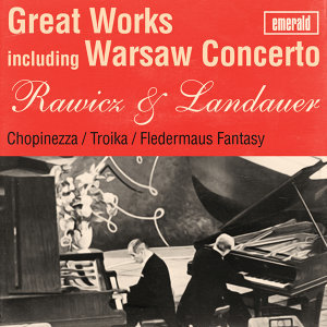 Great Works Including Warsaw Concerto