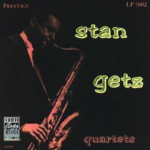Stan Getz Quartets - Remastered