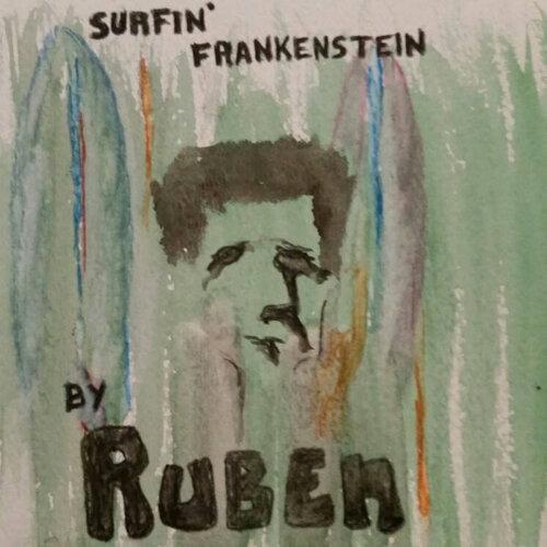 Surfin' frankenstein