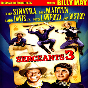 Sergeants 3 (Original Film Soundtrack)