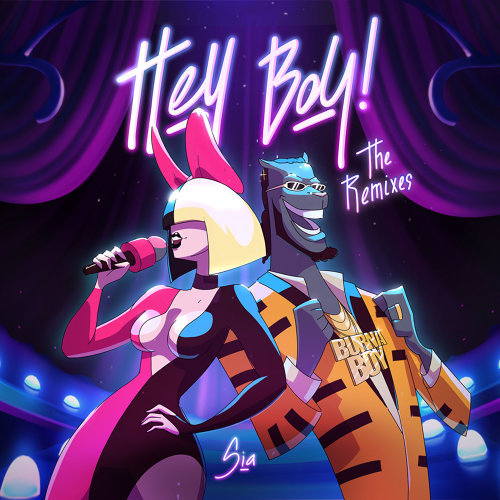 Hey Boy - The Remixes
