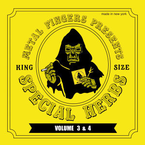 Metal Fingers Presents: Special Herbs Vol. 3 & 4