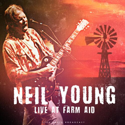 Live at Farm Aid - live