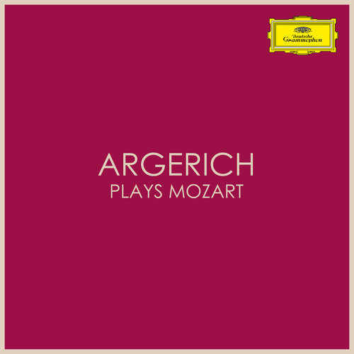 Argerich plays Mozart