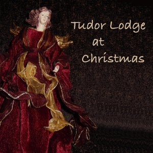Tudor Lodge at Christmas