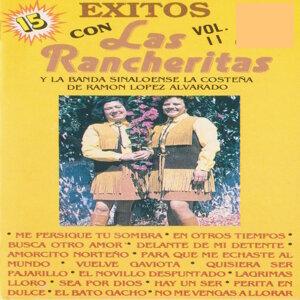 15 Exitos Con Las Rancheritas Vol. 11