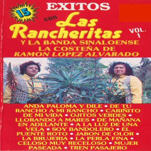 15 Exitos Con Las Rancheritas Vol. 1