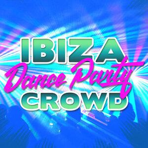 Ibiza Dance Party Crowd