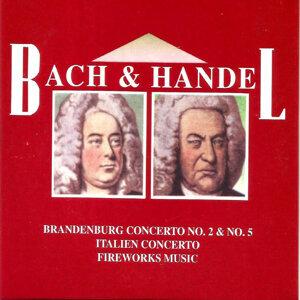 Bach & Handel, Brandenburg Concerto No. 2 & No. 5, Italien Concerto , Fireworks Music