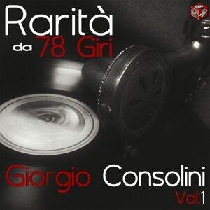 Rarità da 78 Giri: Giorgio Consolini, Vol. 1