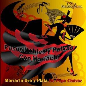 Pasos Dobles y Polkas Con Mariachi