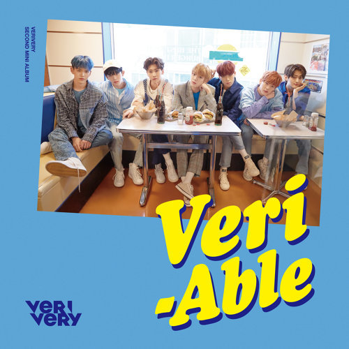 VERIVERY 2nd Mini Album [VERI-ABLE]