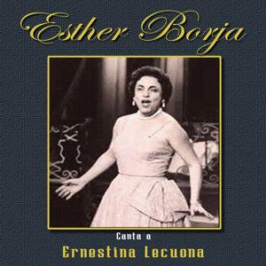 Canta a Ernestina Lecuona