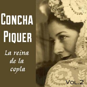 Concha Piquer, La Reina de la Copla, Vol. II