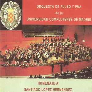 Homenaje a Santiago Lopez Hernandez