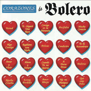 Corazones de Bolero