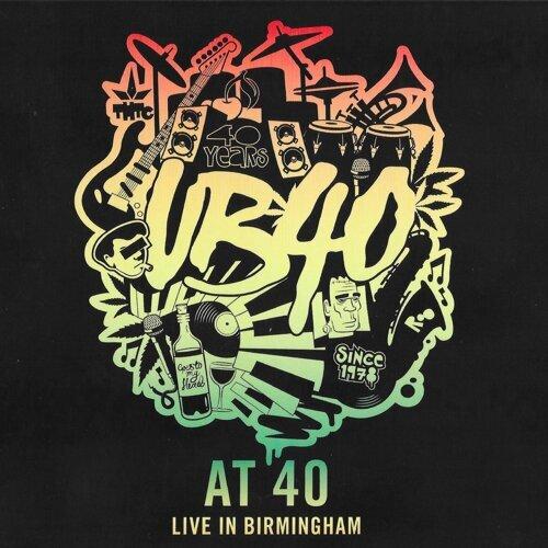 UB40 at 40 - Live in Birmingham