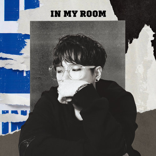 JUNG JINWOO Mini Album 'in my room'